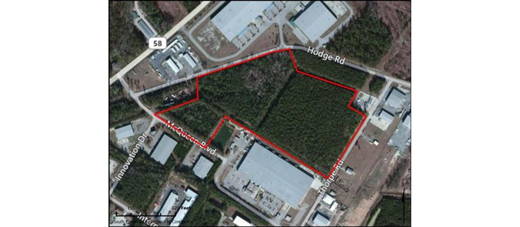Sites & Buildings - Dorchester County Economic Development